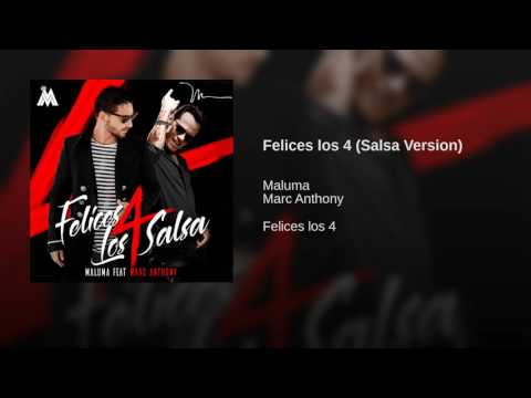 Felices los 4 (Salsa Version)