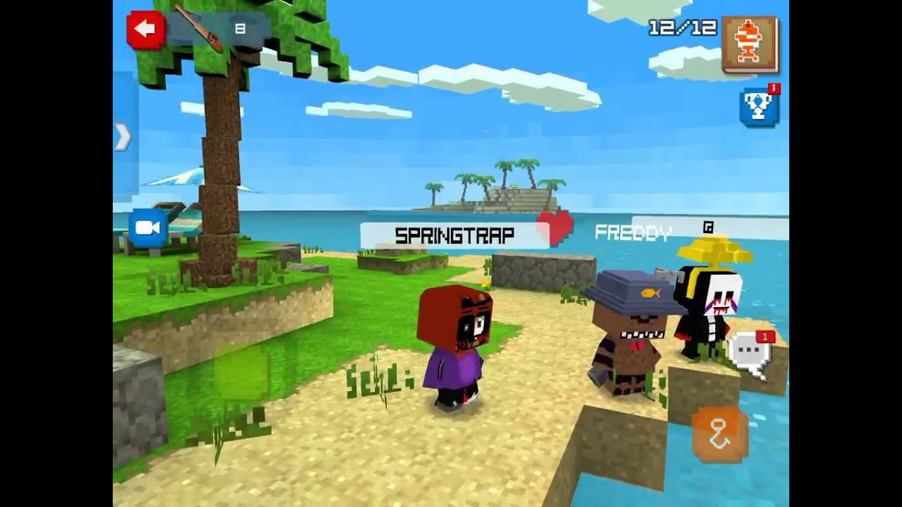 Carnival New Skin Im Changing My Name To Foxy YouTube - Foxy skins fur minecraft
