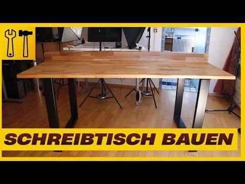Turbo Schreibtisch/Gaming-Tisch selbst bauen - Mein DIY Computertisch PI85