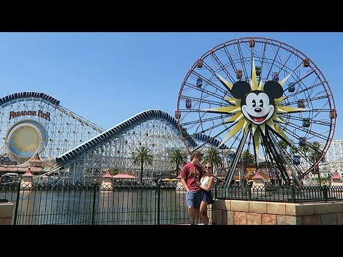 DISNEY CALIFORNIA ADVENTURE!