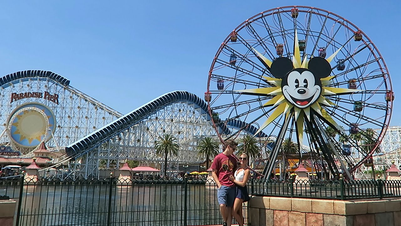 DISNEY CALIFORNIA ADVENTURE YouTube - Disney adventure