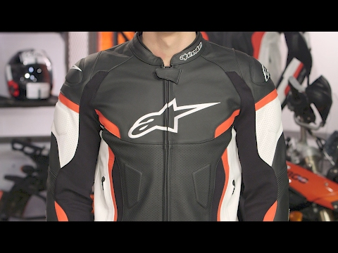 Alpinestars GP Plus R v2 Jacket Review at RevZilla.com