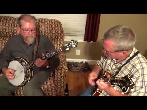 Pickin' in Oakboro - Knee Deep In Bluegrass