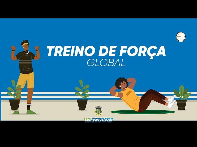 Aula 12 | Treinamento de força global (Secretaria Adj. de Esportes)