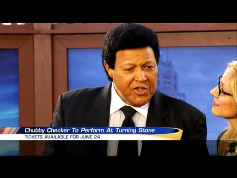 Chubby Checker Live on NBC3 6AM 6/15/16
