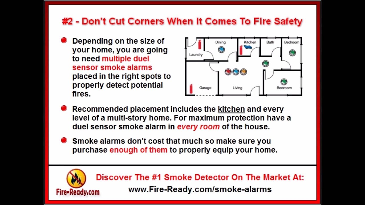 How To Pick The Best Smoke Detector For Home | The Top Rated Smoke ...