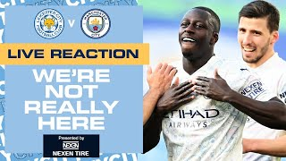 17 points clear! | LEICESTER 0-2 MAN CITY | Full-time reaction