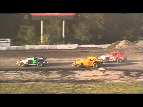 Sportsman Coupes Semi Feature at Bear Ridge Speedway July 9, 2011