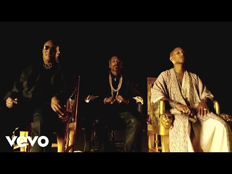 Snoop Dogg feat. Stevie Wonder, Pharrell Williams - California Roll