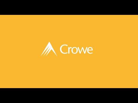 Crowe Open Office Hours  - NetSuite SRP