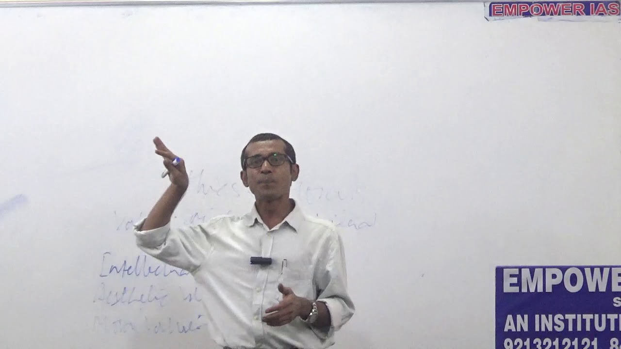 Video Lectures | Empower IAS