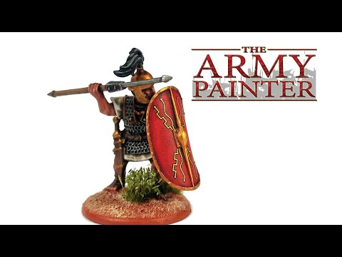 How I Paint Things - Late Republic Romans Ft. The Army Painter
