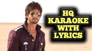 Saree Ke Fall Sa Karaoke with Scrolling Lyrics | Antara Mitra,Nakash Aziz | R… Rajkumar (2013)
