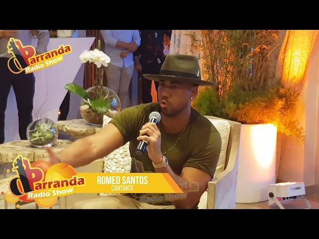 Romeo Santos expresa su admiración por El Lápiz Conciente, El Poeta Callejero, El Alfa y Don Miguelo