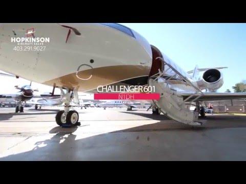 Challenger 601-3R (N1DH)