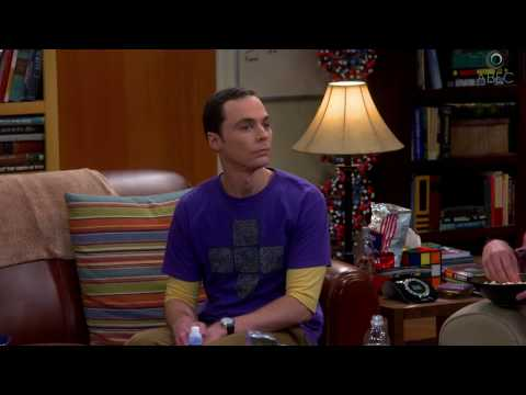 Big Bang Theory:- Sheldon Cooper's chapter on Tenses in Grammer Hilarious