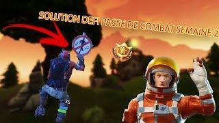 COMBAT PAS SOLUTIONS WEEK 2 / Fortnite - Karta37