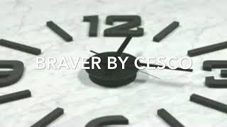 BRAVER BY CESCO IN HD!!720p OFFICIAL HIP HOP RAP MUSIC VIDEO BY CESCO IN HD!!