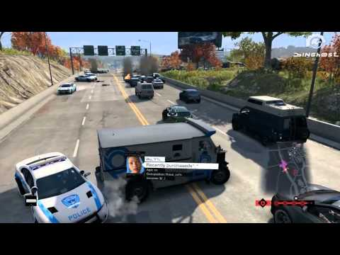 Raid Cars Watchdogs