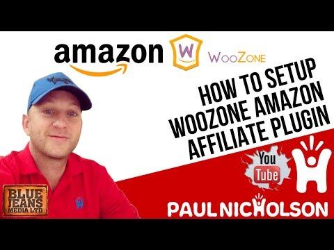How To: Setup Woozone Woocommerce Amazon Affiliate Plugin -  affiliate website thumbnail