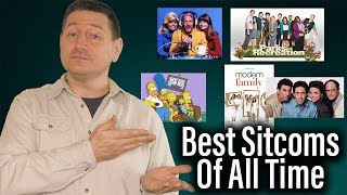 Top 10 Best Sitcoms Of All Time