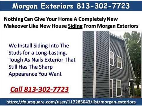 Morgan Exteriors 8133027723 YouTube