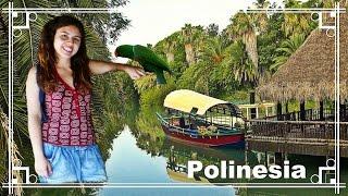 Área Polynesia Port Aventura 20 Aniversario