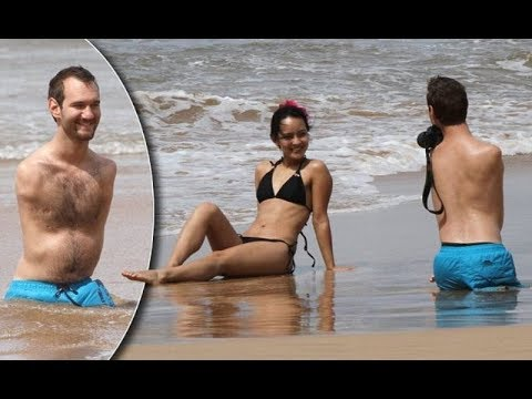 Look at yourself after watching this | Nick Vujicic | Entertainment Express