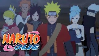 Naruto Online - Official Cinematic Trailer