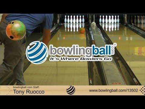 Bowlingball.com Pyramid Pathogen X²  Bowling Ball Reaction Video Review