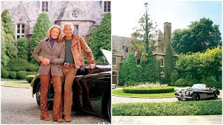 Step Inside Ralph Lauren's Norman Style Stone Manor House in New York
