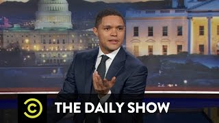 Between the Scenes - Donald Trump vs. Intelligence: The Daily Show