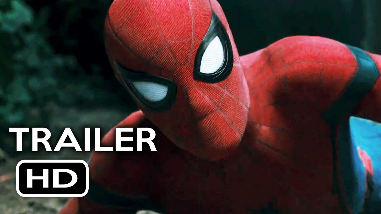 spider-man: homecoming official trailer #1 (2017) tom holland