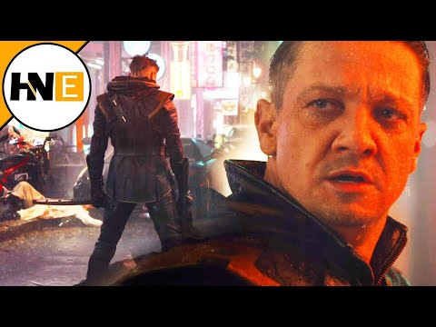 The Tragic Reason Hawkeye Becomes Ronin in Avengers: Endgame EXPLAINED