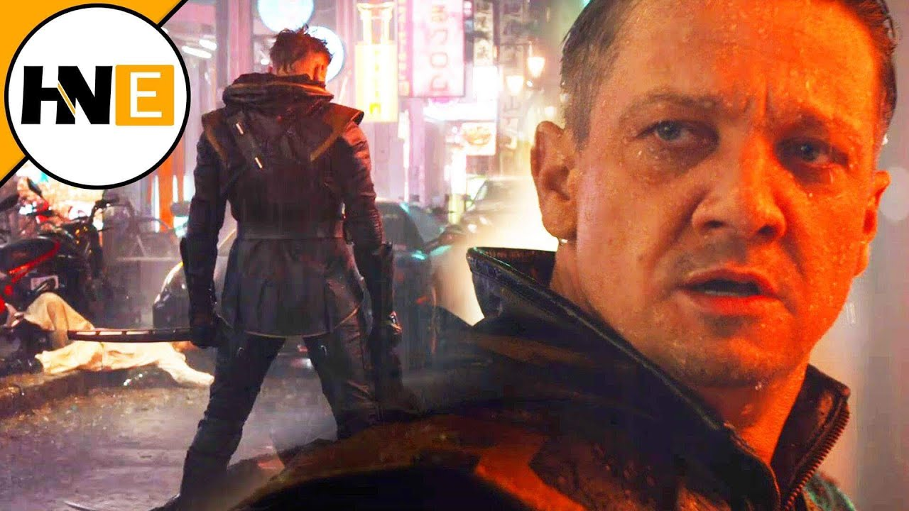 Download The Tragic Reason Hawkeye Becomes Ronin in Avengers: Endgame EXPLAINED
