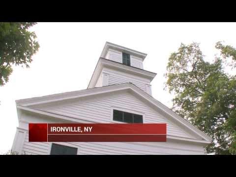 Historic Discovery: Jack LaDuke in Ironville, NY