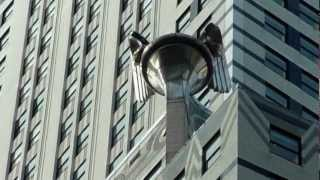 New York City -The Sexiest City in the World :) - Chrysler Building Manhattan NYC 42nd Street HD