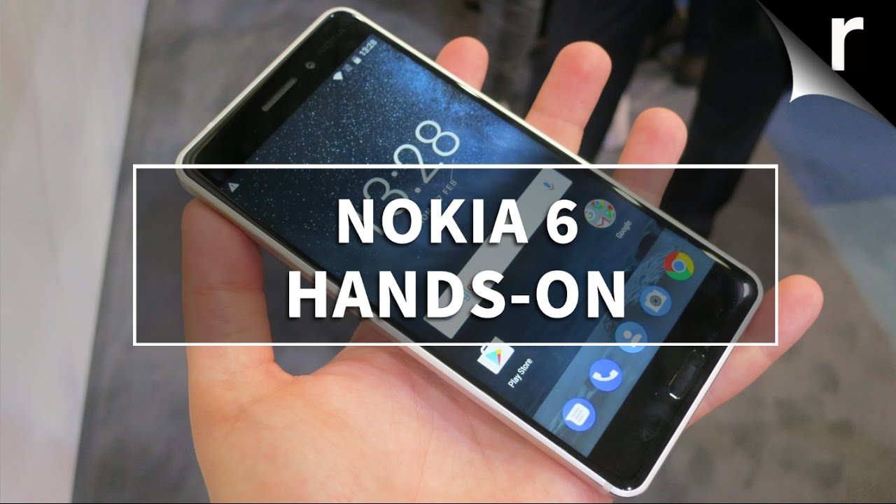 Nokia 6 Arte Black Video Nokia 6 Hands On Review Breaking Out Of China