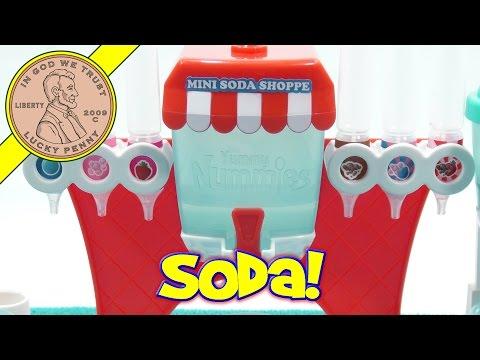 Yummy Nummies Soda Shoppe Maker - Mini Kitchen Magic