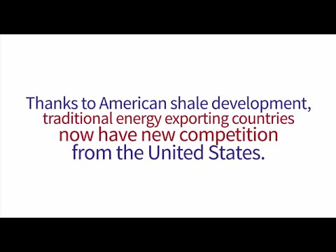 American Shale Revolution Transforms Global Energy Market