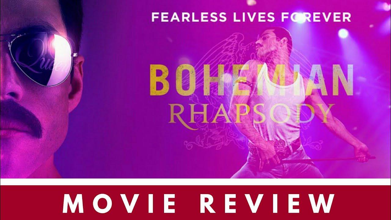 BOHEMIAN RHAPSODY Full Movie Review | RAMI MALEK | BEN HARDY | MIKE MYERS |  JOSEPH M - YouTube
