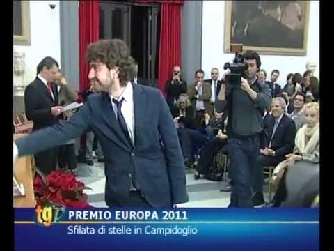 """""""Premio Europa 2011"""" - """"Premio Personalità Europea 2011"""""""