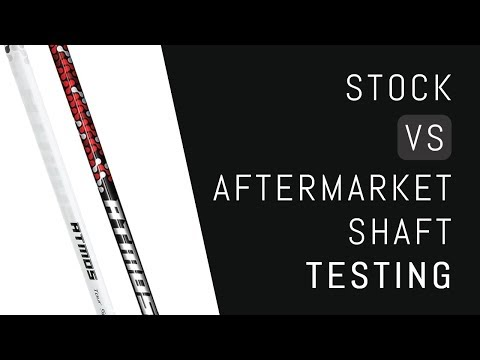 Stock VS Aftermarket Shaft Testing