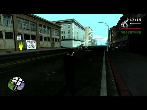 GTA SA Extended Gang Wars: Gangwar with San Fierro Rifa