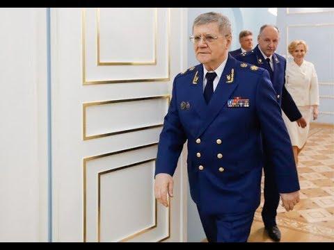 Юрий Чайка покидает пост генпрокурора