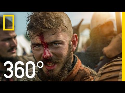 360° Viking Battle | National Geographic