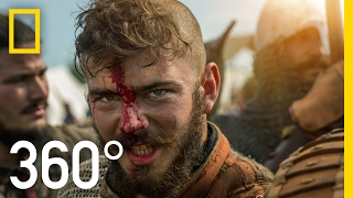 360° Viking Battle | National Geographic thumbnail