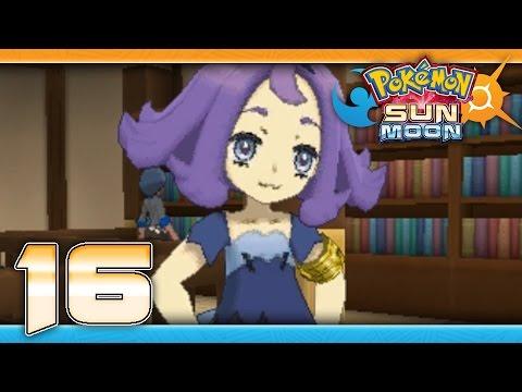 Pokemon Sun and Moon - Part 16 - Ula'ula Island