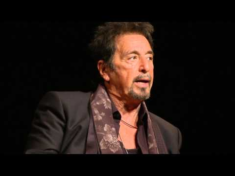 Al Pacino Onstage Conversation at TIFF 2014 (Toronto International Film Festival)