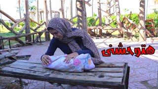 ام ترمى طفلها الرضيع على الرصيف و السبب شئ لا يصدق !!
